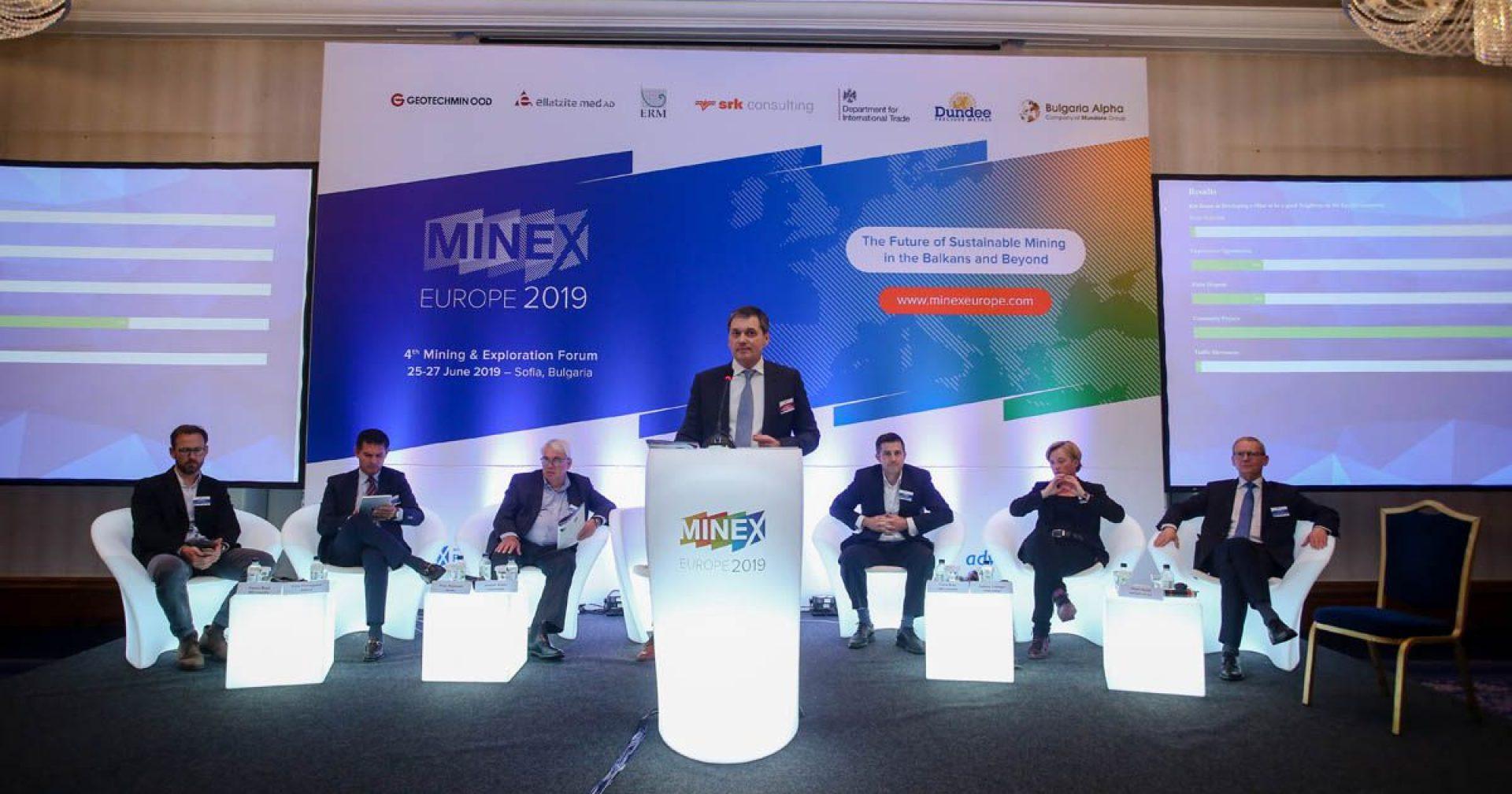 MINEX Europe 2020